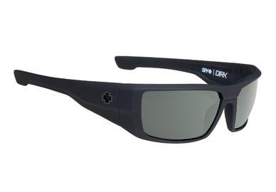 SPY sluneční brýle Dirk Soft Matte Black - happy polar