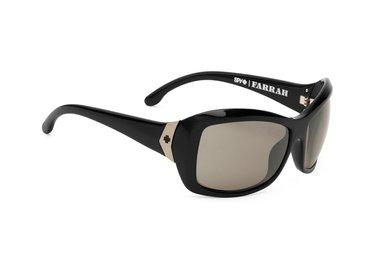 SPY sluneční brýle FARRAH Black Black Mirror - Polarizační