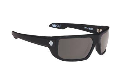 SPY sluneční brýle McCoy Matte Black - Polarizační