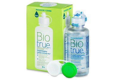 Biotrue Multi-Purpose 120 ml s pouzdrem