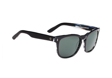 SPY sluneční brýle BEACHWOOD Black / Horn