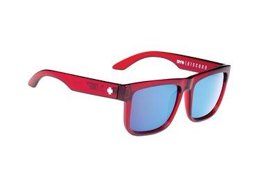 SPY sluneční brýle DISCORD Trans Red