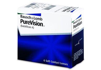 PureVision (6 čoček) - výprodej expirace 2019