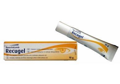 Viskózní gel Recugel 10 gramů