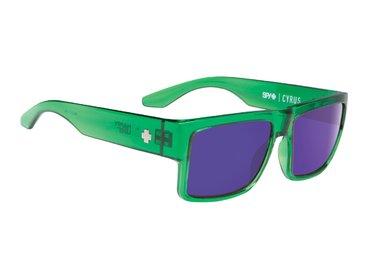 SPY sluneční brýle CYRUS Trans Green