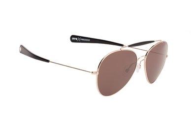 SPY sluneční brýle PRESIDIO Gold - happy