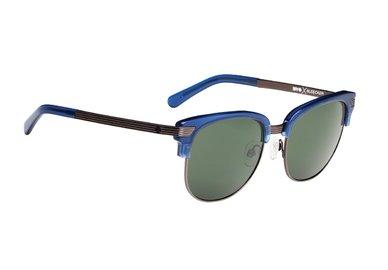 SPY sluneční brýle BLEECKER Ocean Blue - happy