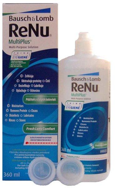 ReNu MultiPlus 360 ml s pouzdrem - poškozený obal
