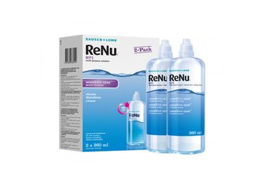 ReNu MPS Sensitive Eyes 2 x 360 ml s pouzdry (12/2018)
