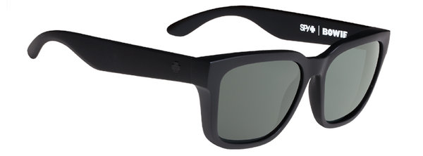 SPY Sluneční brýle BOWIE Soft Matte Black