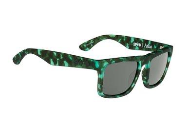 SPY Sluneční brýle ATLAS Soft Matte Green - happy