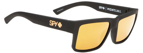 SPY Sluneční brýle MONTANA MT. Black / Gold - happy