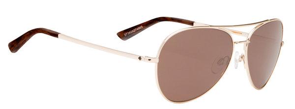 SPY Sluneční brýle WHISTLER Gold / Bronze