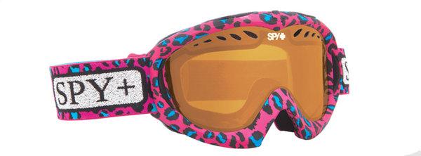 SPY Lyžařské brýle TARGA MINI - Wild and Free / Persimmon