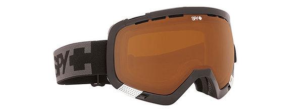 SPY Lyžařské brýle PLATOON - Black / Bronze