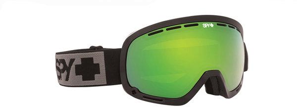 SPY Lyžařské brýle MARSHALL - Black / Green Spectra