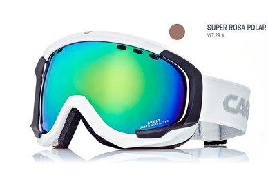 Lyžařské brýle Carrera CREST SPH - bílé/rosa