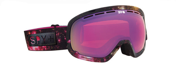 SPY Lyžařské brýle MARSHALL - Cosmic / Pink