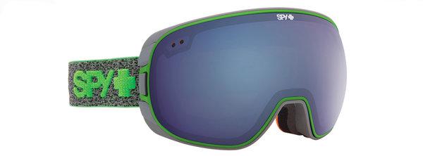 SPY Lyžařské brýle DOOM - Neon Spring / Blue - Happy