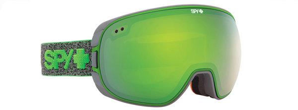 SPY Lyžařské brýle DOOM - Neon Spring / Green