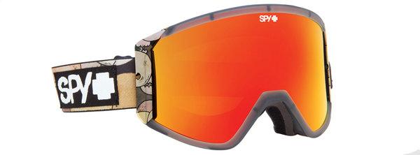 SPY Lyžařské brýle RAIDER - SPY+ Travis Millard