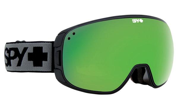 SPY Lyžařské brýle BRAVO - Black Green