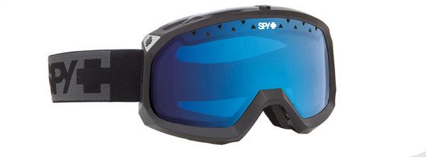 SPY Lyžařské brýle TREVOR - Black / Blue cocntact