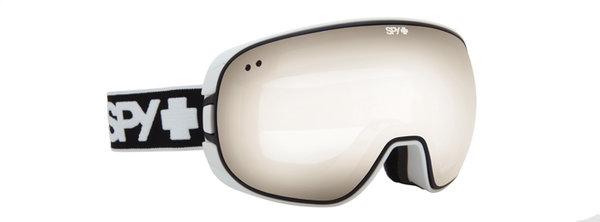 SPY Lyžařské brýle BRAVO - White / Bronze