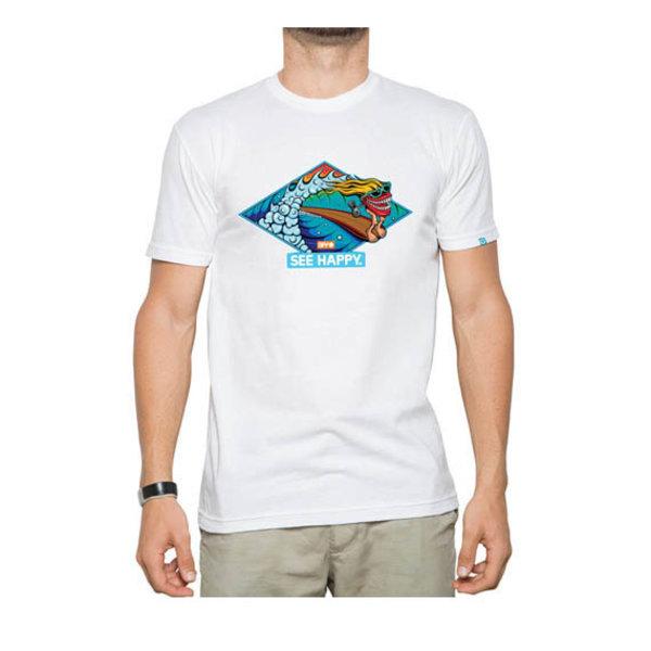 SPY Tričko Happy Seas velikost XL
