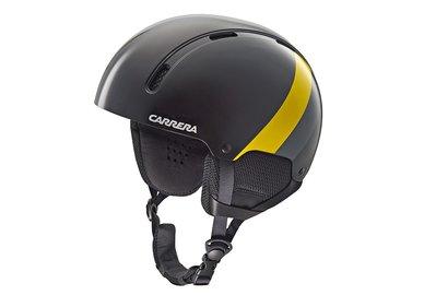 Carrera helma CARRERA ID - černá/žlutá