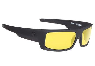 SPY sluneční brýle GENERAL Matte Black ANSI