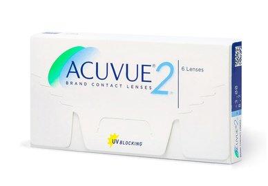 Acuvue 2 (6 čoček) - výprodej expirace 2019