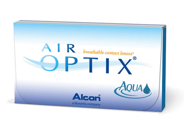AIR Optix Aqua (3 čočky) - exp.2019
