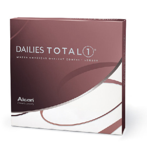 Dailies Total 1 (90 čoček)