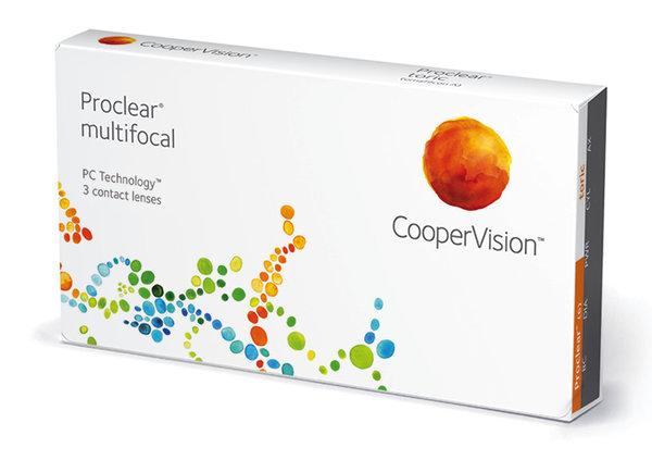 Proclear Multifocal (3 čočky) Výprodej - Expirace 05/2021