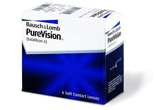 PureVision (6 čoček) - výprodej exp.2018