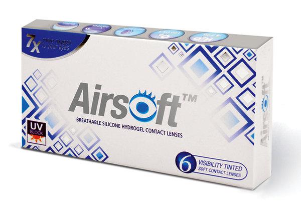 Air Soft (6 čoček) - výprodej exp.05/2018