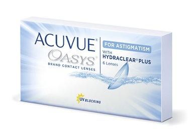 Acuvue Oasys for Astigmatism (6 čoček) - výprodej skladu