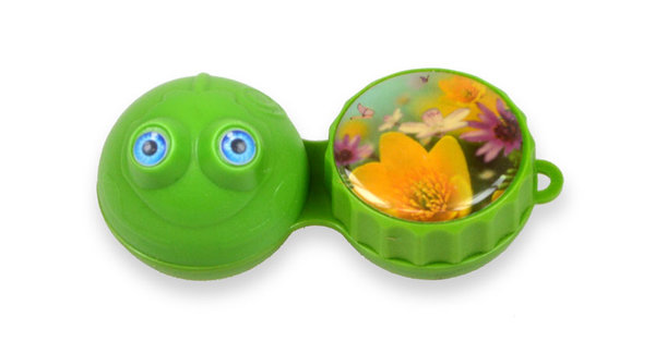 3D pouzdro - Žába