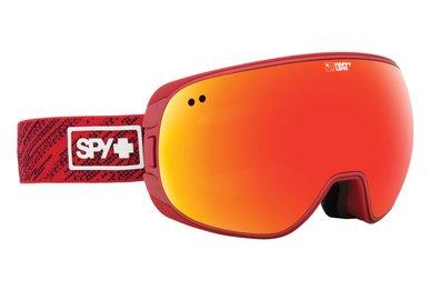 SPY Lyžařské brýle DOOM Knit Red