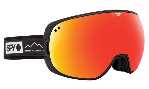 SPY Lyžařské brýle BRAVO Essential Red
