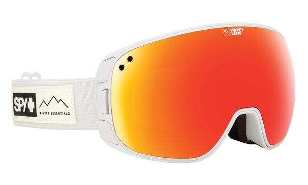SPY Lyžařské brýle BRAVO Essential White