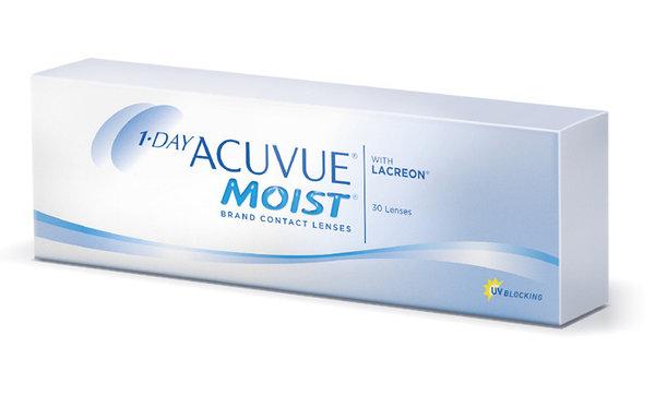1-Day Acuvue Moist (30 čoček) - exp.07/2020