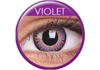 ColourVue 3 Tones - Violet (2 čočky tříměsíční) - nedioptrické