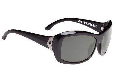 SPY sluneční brýle FARRAH Black - polarizační
