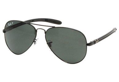 Sluneční brýle Ray Ban RB 8307 002/N5 Polarizační - Carbon