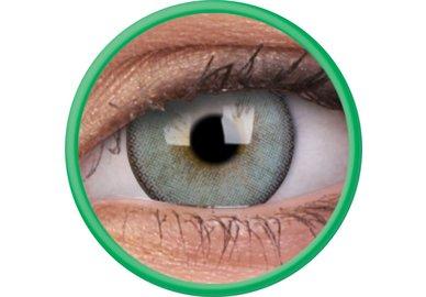 ColourVue Lumina - Gleaming Green (2 čočky tříměsíční) - nedioptrické