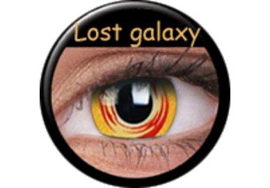 Phantasee Crazy čočky - Lost Galaxy (2 ks roční) - nedioptrické - exp.02/2021