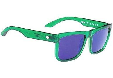SPY sluneční brýle DISCORD Trans Green