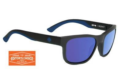 SPY sluneční brýle HUNT Matte Black - polarizační